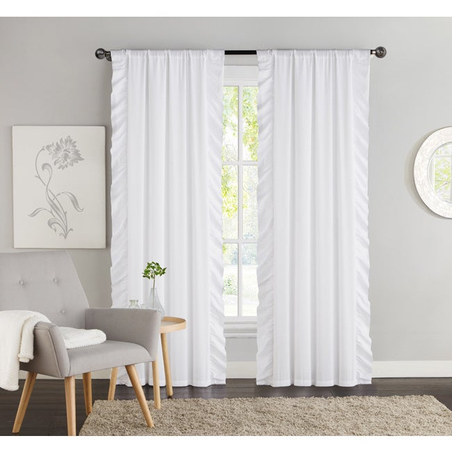 Vcny Amber Blackout Curtain Panel