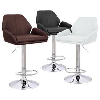 Tesla Contemporary Adjustable Barstool. Opens flyout.