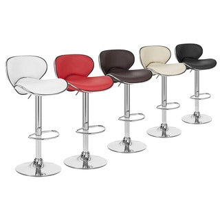 Kappa Contemporary Adjustable Barstool