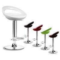 Rho Contemporary Adjustable Barstool