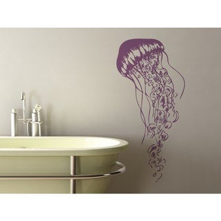 Jellyfish Sticker Vinyl Wall Art