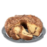 My Grandma's of New England Cinnamon Walnut Coffee Cake