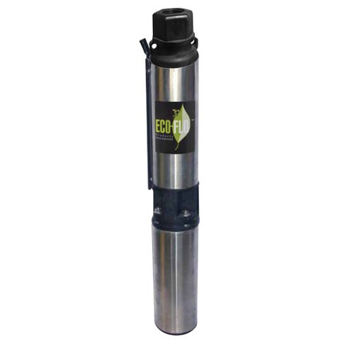 ECO-FLO Products EFSUB7-122 230V 3/4 HP 2-wire Water Well Submersible Pump