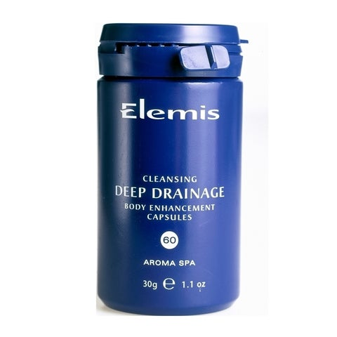 Elemis Cleansing Deep Drainage Body Enhancement Capsules (60 Count)
