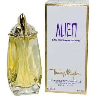 Thierry Mugler Alien Eau Extraordinaire Women's Refillable 3-ounce Eau de Toilette Spray