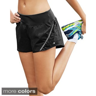 Champion Marathon Embossed Women's Shorts