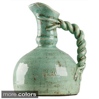 Ceramic Decorative Pottery Pitcher