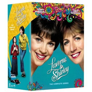 Laverne & Shirley: The Complete Series (DVD)