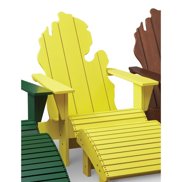 Art Van Michigan Adirondack Chair Free Shipping Today
