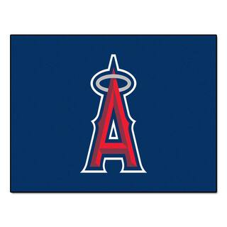 Fanmats Machine-Made Los Angeles Angels Red Nylon Allstar Rug (2'8 x 3'8)|https://ak1.ostkcdn.com/images/products/10038976/P17183988.jpg?impolicy=medium