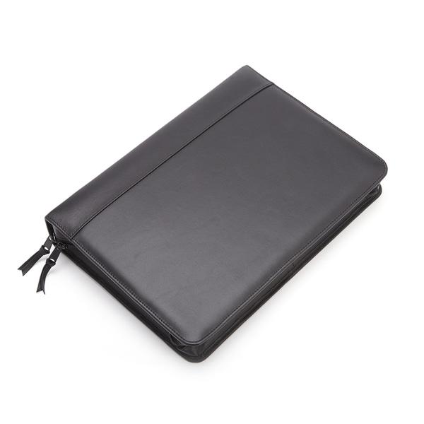 Shop Royce Leather Executive Convertible Zip Around Binder