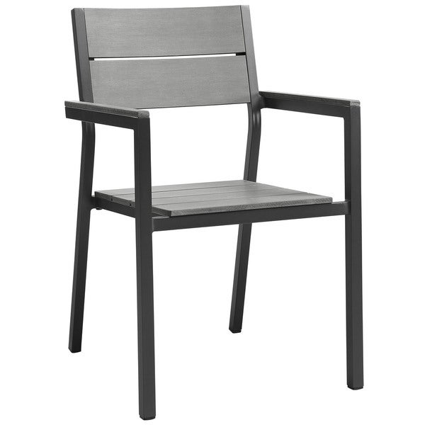 Main dining outdoor patio armchair free shipping today for Outdoor furniture 0 finance