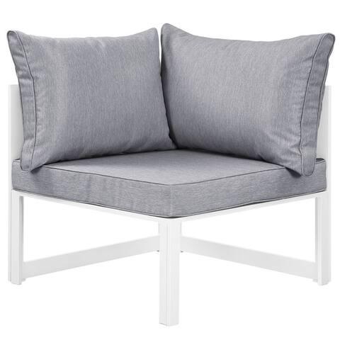 Chance Corner Outdoor Patio Armchair