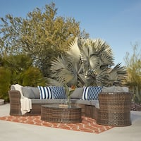 Gracewood Hollow Falmouth 4-piece Sofa Set