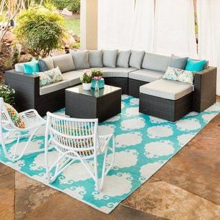 Havenside Home Brewster 5-piece Sofa Set