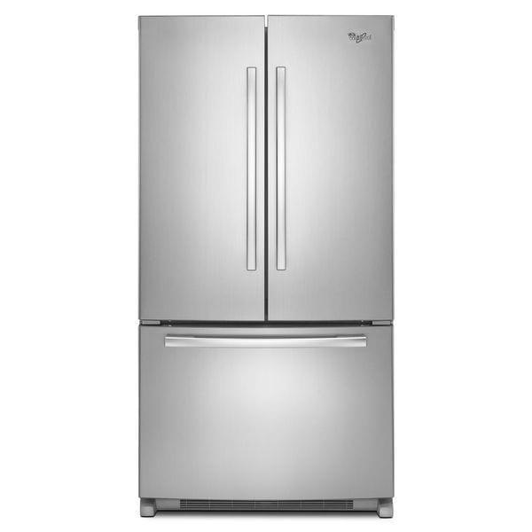 Whirlpool 24.8 cubic feet French Door Refrigerator - Free ...