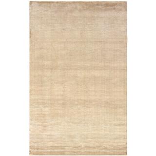 Satori Mushroom Runner Solid Area Runner Rug (2'5 x 7'9)
