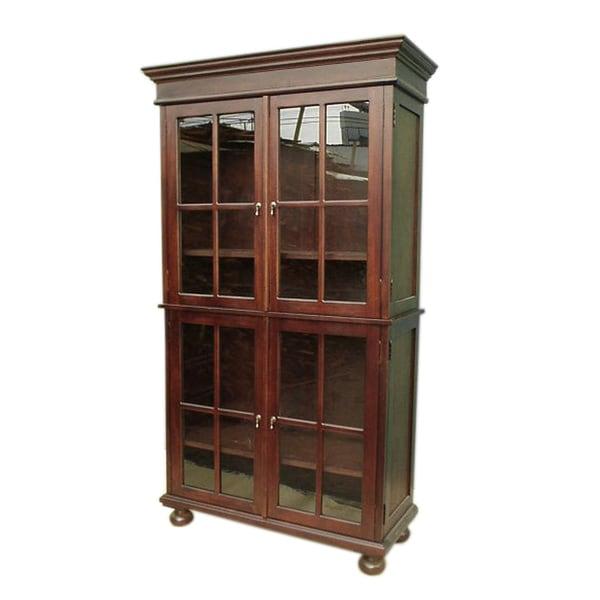 D Art Henredon Cabinet Made Solid Mahogany Wood Free Shipping Today 10039556