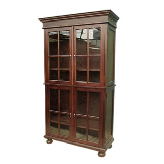 D-Art Henredon Cabinet, Made Solid Mahogany wood