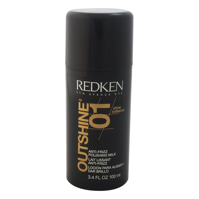 Redken 01 Outshine Anti-frizz 3.4-ounce Polishing Milk, I...