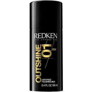 Redken 01 Outshine Anti-frizz 3.4-ounce Polishing Milk