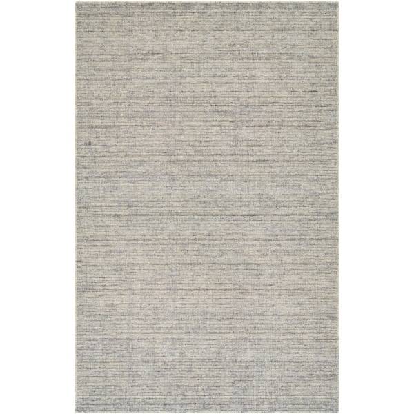 Couristan Carrington Silver Area Rug - 5'3 x 7'6