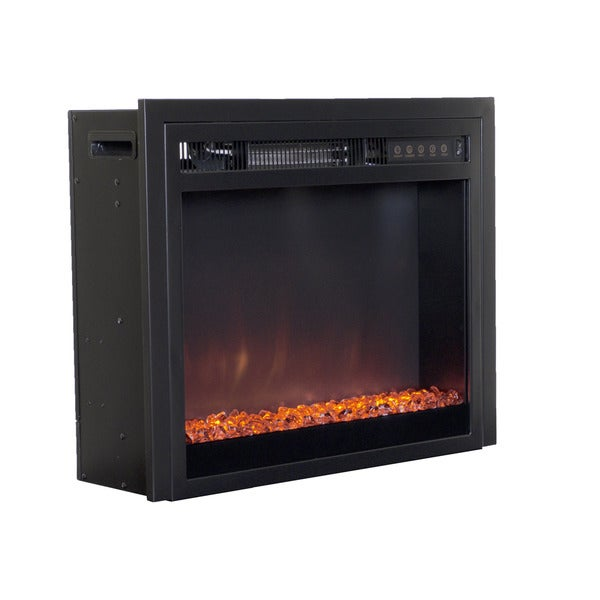 corliving fge109f electric fireplace insert
