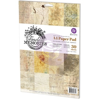 Prima Marketing Paper Pad A4-Timeless Memories
