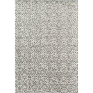 Radiant Ivory/ Silver (5' x 8') Rug