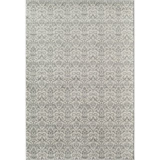 Radiant Ivory/ Silver (8' x 11') Rug