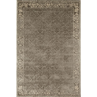 Canyon Beige/ Brown Area Rug