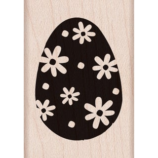 """Hero Arts Mounted Rubber Stamps 1.25""""x2"""" -Easter Egg"""