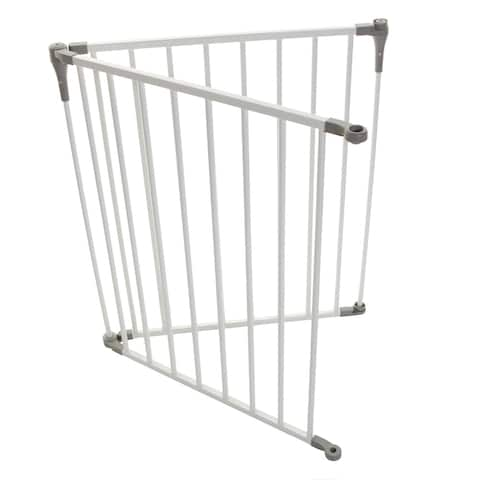 Dreambaby Royale Converta Gate-2 Panel Extension - White
