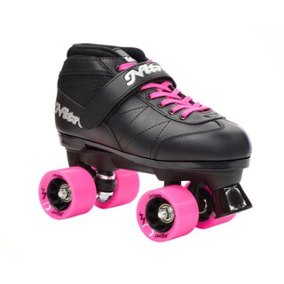 Epic Super Nitro Pink Quad Speed Roller Skates