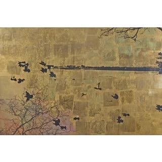Marmont Hill Art Collective 'Humming Bird 2' Canvas Art
