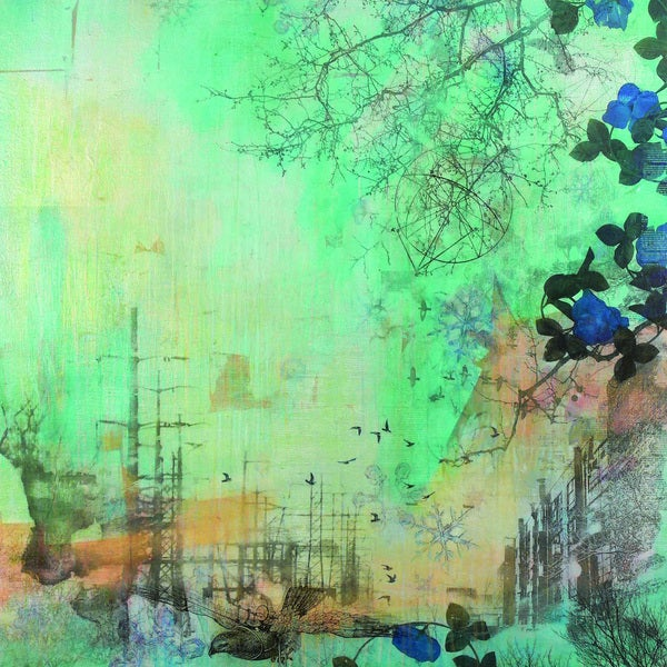 Marmont Hill Art Collective 'First Frost' Canvas Art