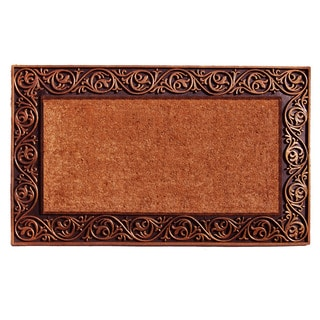 Prestige Bronze Border Doormat