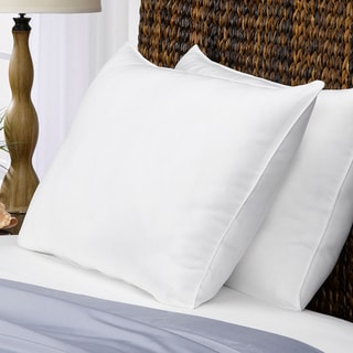 Hypo-Allergenic Down Alternative Bed Pillows (Set of 2)