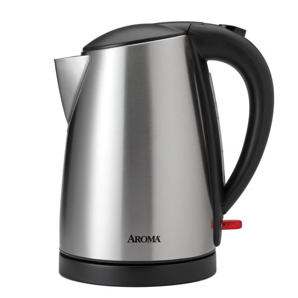 Aroma AWK-1400SB Stainless Steel 1.7-liter Electric Water Kettle