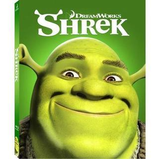 Shrek (Blu-ray/DVD)