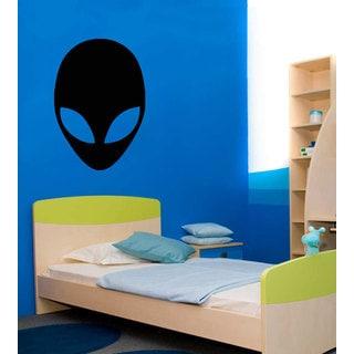 Alien Symbol Sticker Vinyl Wall Art