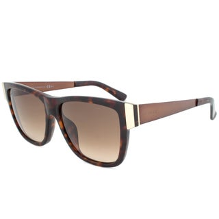 Gucci 3718/S Plastic Rectangular Sunglasses
