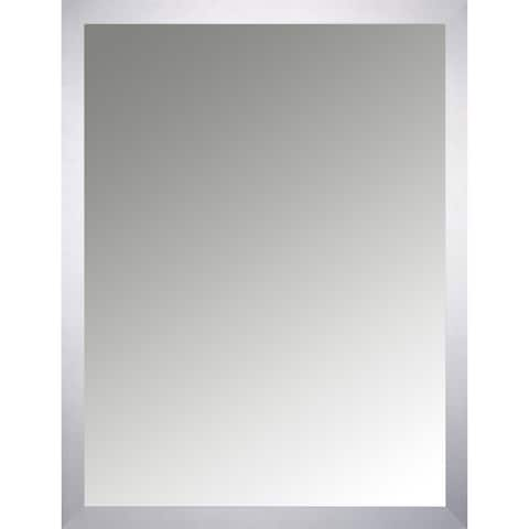 Quoize Reflections Greystone Small Mirror