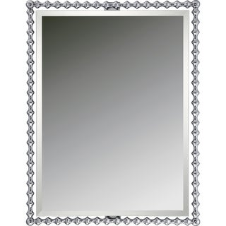 Quoizel Reflections Brigham Polished Chrome Small Mirror