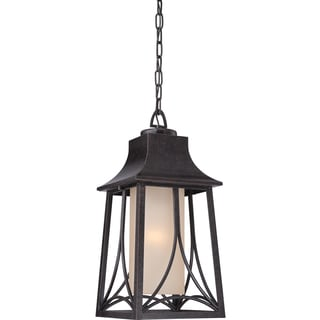 Hunter Imperial Bronze Large Hanging Lantern