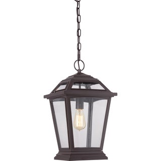 Ridge Western Bronze Finished Large Hanging Lantern
