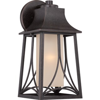 Quoizel Hunter Imperial Bronze Large Wall Lantern