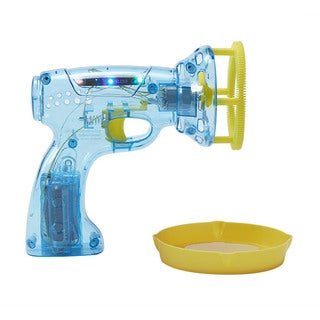 Discovery Kids Light-Up Bubble Blower