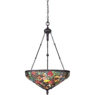 Tiffany - Palazzo 4 Light Imperial Bronze Pendant