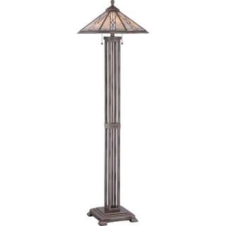 Cyrus Anniversary Silver Floor Lamp